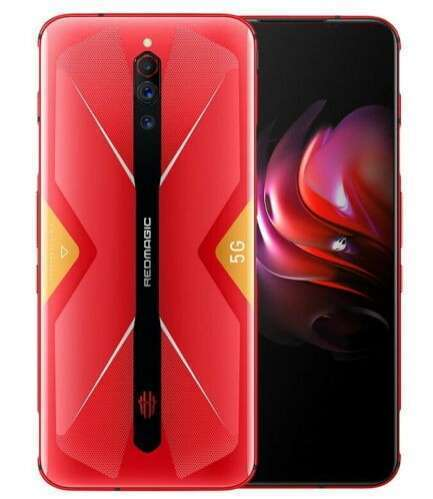 Celular gaming Nubia Red Magic 5G 8 gb 128 gb  A PEDIDO - 3