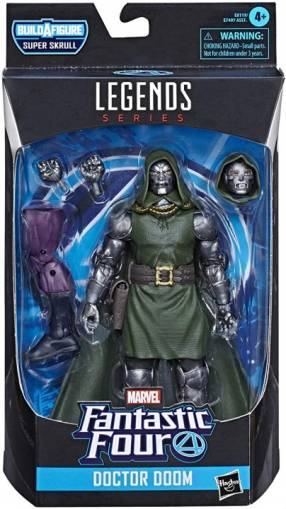 Hasbro Fantastic Four Marvel Legends Doctor Doom