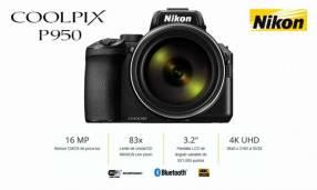 Cámara Nikon Coolpix P950