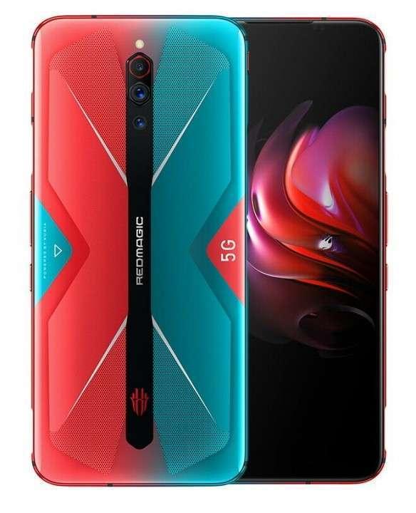 Celular gaming Nubia Red Magic 5G 8 gb 128 gb  A PEDIDO - 2