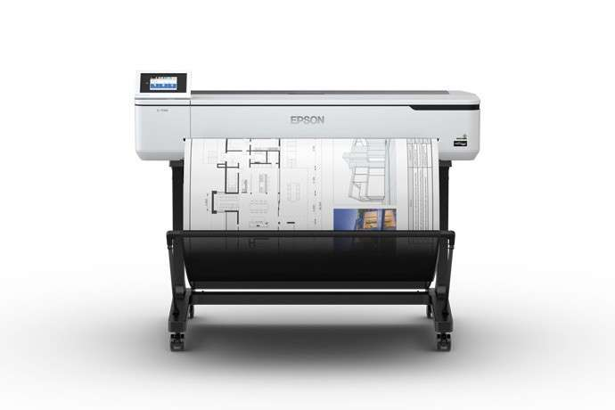 Impresora inalámbrica Epson SureColor T3170 - 2