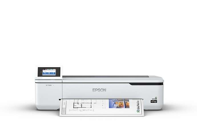 Impresora inalámbrica Epson SureColor T3170 - 1