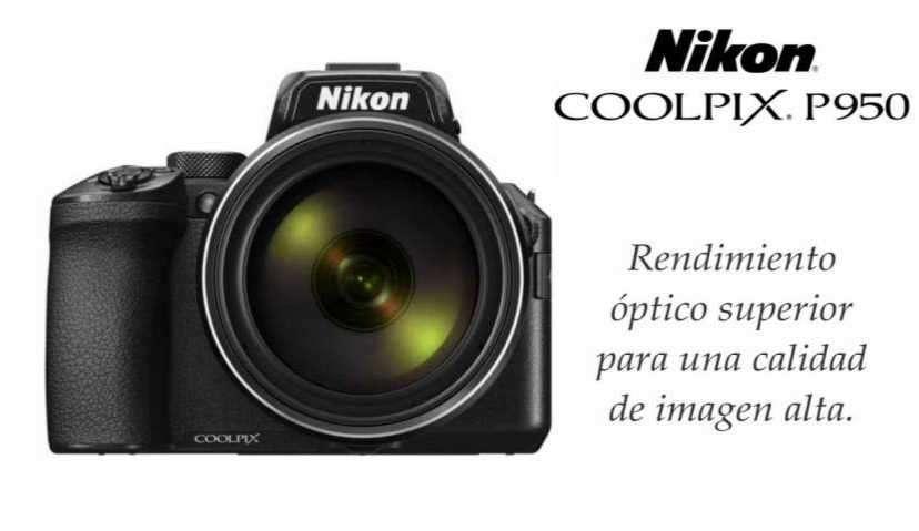 Cámara Nikon Coolpix P950 - 0