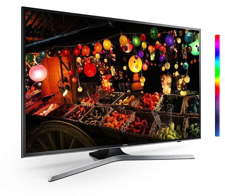 Televisor smart led 4k ultra hd Samsung 75 pulgadas - 0