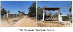 Campo en Ita Angu´a Luque