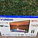 Smart TV Hyundai 43 pulgadas FHD - 0