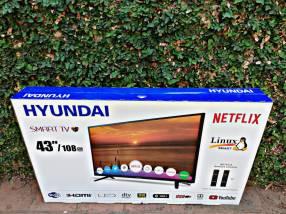 Smart TV Hyundai 43 pulgadas FHD