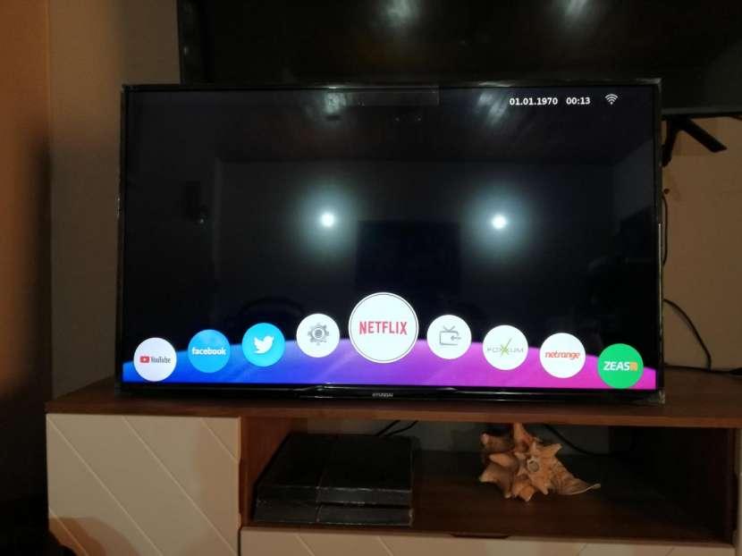 Smart TV Hyundai 43 pulgadas FHD - 1