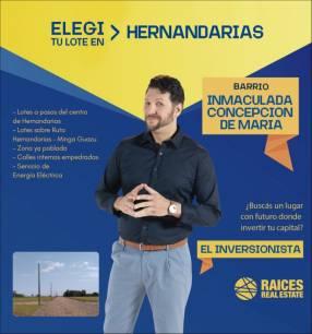 Terreno en Hernandarias