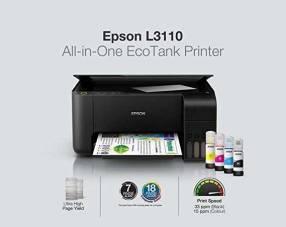 Impresora Epson L3110 multifuncional