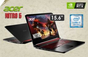 Notebook Acer Nitro 5 Intel Core i7 1TB + SSD 256GB