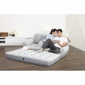 Sofa Cama Inflable Bestway Multi-Max + Inflador