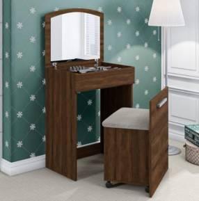 Mueble tocador compacto 3 en 1