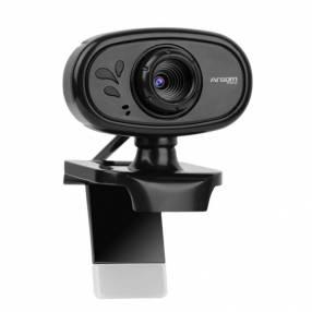 Web cam hd 720p con mic arg-wc-9120bk