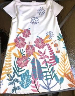 Vestido Zara para niñas