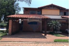 Dúplex amoblado en barrio cerrado en Asunción cod.043