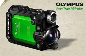 Cámara de Acción Olympus Stylus Tough TG-Tracker
