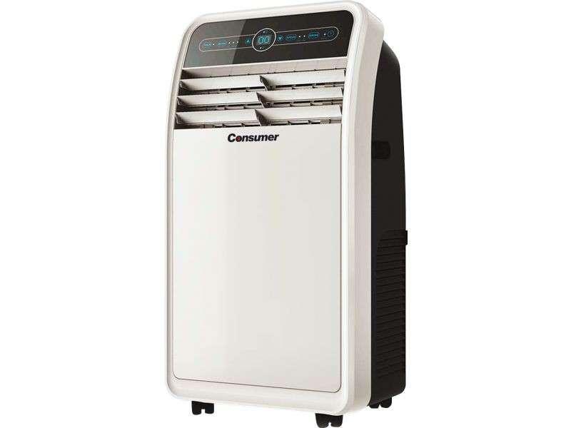 Aire acondicionado portatil 12.000 btu consumer - 0