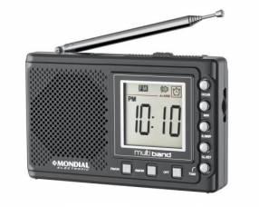 Radio Portátil – Multi Band MONDIAL