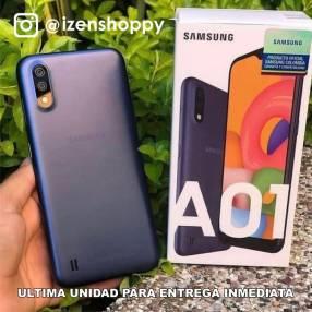 Samsung Galaxy A01 Dual Sim de 32 gb