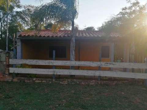 10 terrenos en Ytororó con casa - 0