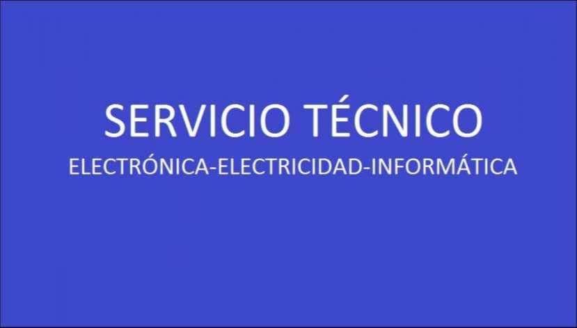 Servicio técnico informática electrónica electricidad - 0