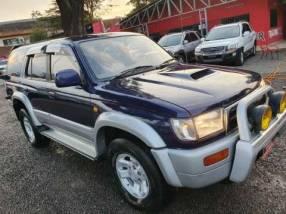 Toyota Hilux Surf 1997 motor 1kz 3.0 diésel automático 4x4