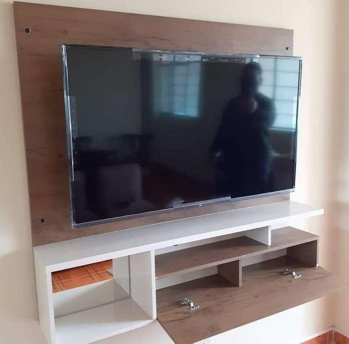 Rack para tv en melamina 18mm - 0