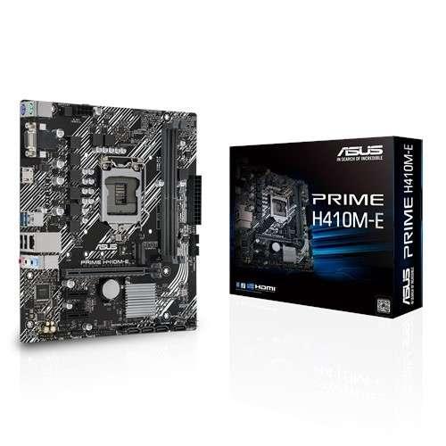 Placa Madre Asus Prime H410M-E LGA 1200 - 0