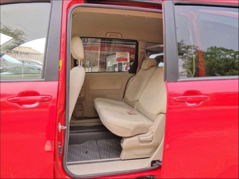Toyota Sienta 2006 motor vvti 1.5 naftero automático - 5
