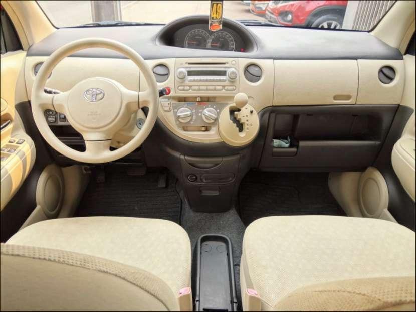 Toyota Sienta 2006 motor vvti 1.5 naftero automático - 3