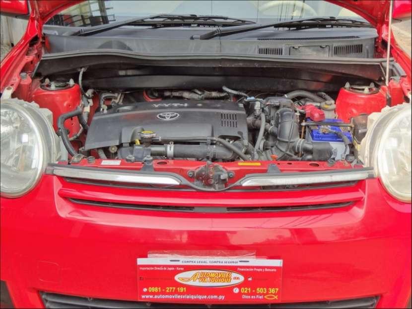 Toyota Sienta 2006 motor vvti 1.5 naftero automático - 2