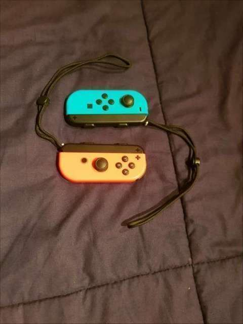 Nintendo Switch + 3 juegos + tarjeta de memoria de 128 gb - 6