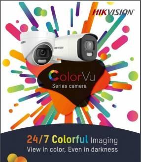 Cámara color 365 días sin infrarrojo