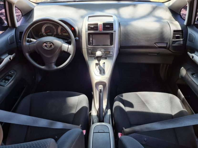 Toyota Auris 2007 - 7