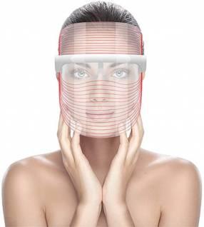 Mascara led para limpieza facial