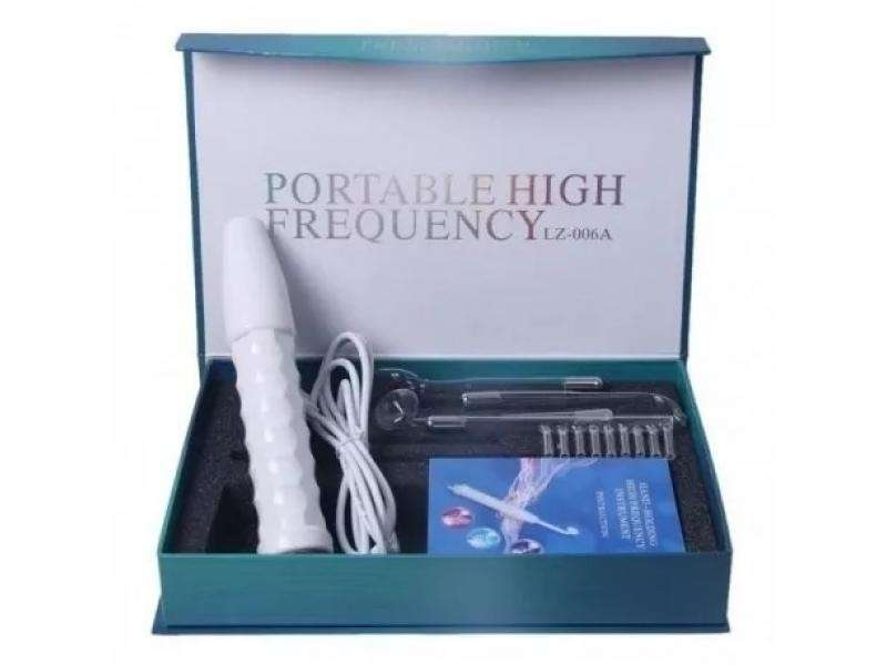 Alta frecuencia ideal para el cutis - 1