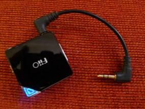 Amplificador portatil para auricular