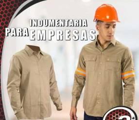 Indumentaria de Industrias