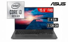 Notebook Asus VivoBook i3 SSD 128GB