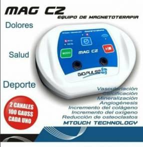 Magneto terapia portátil 200 gauss digital