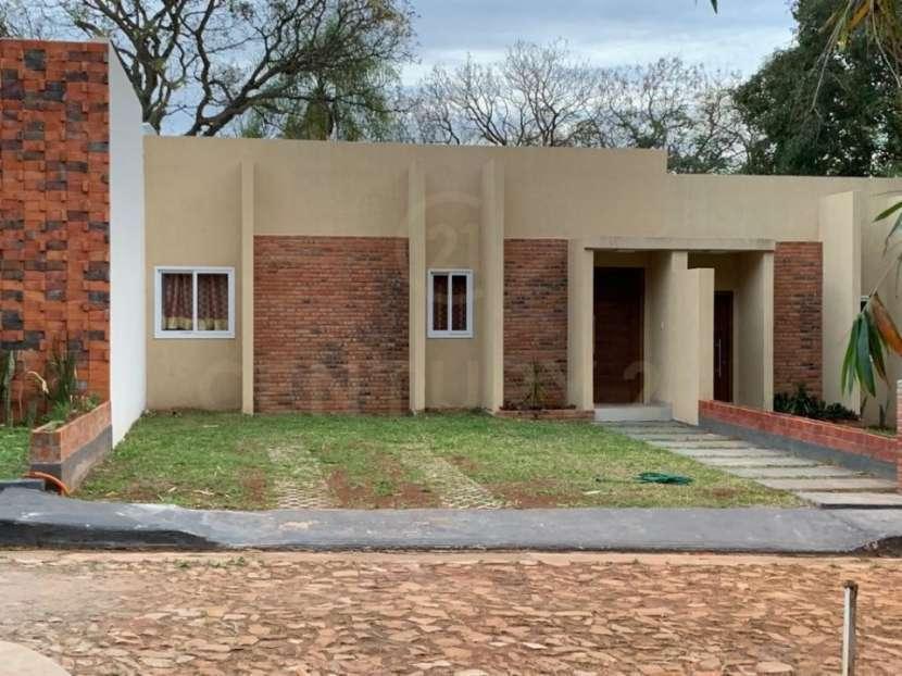 Casa cocina amoblada y placard barrio cerrado con piscina - 4