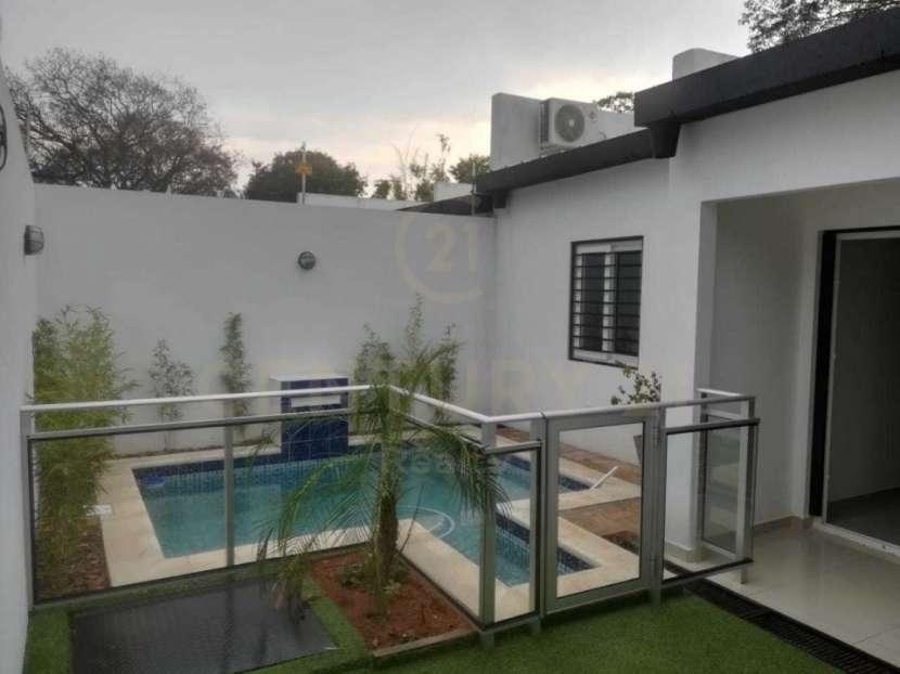 Casa cocina amoblada y placard barrio cerrado con piscina - 5