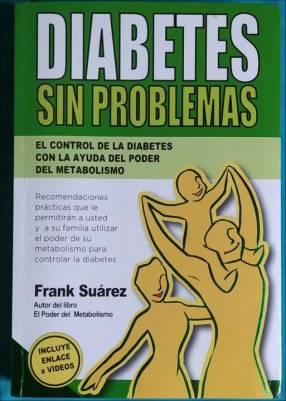 Libro Diabetes sin problemas tratamiento natural