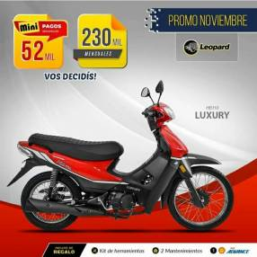 Moto Leopard HB110 Luxury