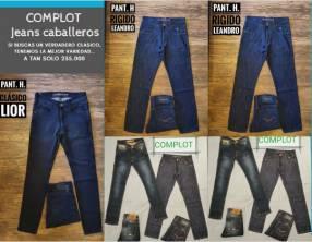 Jeans Complot para caballeros