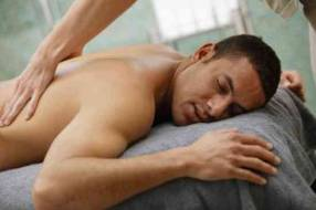 Masaje relajante para caballeros