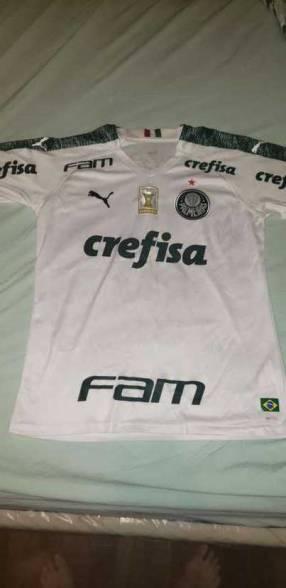 Remera alternativa del Palmeiras