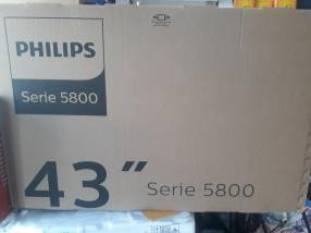 Smart TV Philips de 43 pulgadas