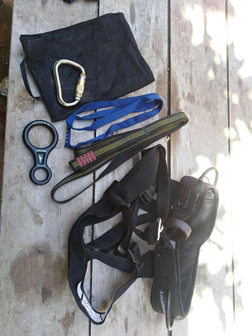 Kit de escalada - 0